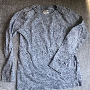 Heather crewcuts long sleeve